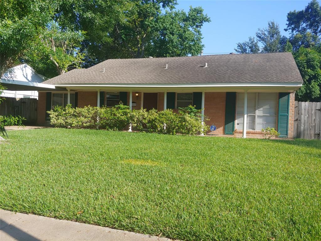 Pending   4546 Sanford Road Houston, Texas 77035 0
