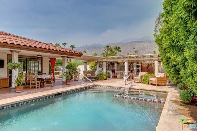 Closed | 2114 E BELDING Drive Palm Springs, CA 92262 1
