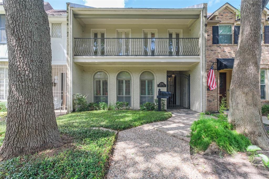 Off Market | 2116 Amberly Court Houston, Texas 77063 0