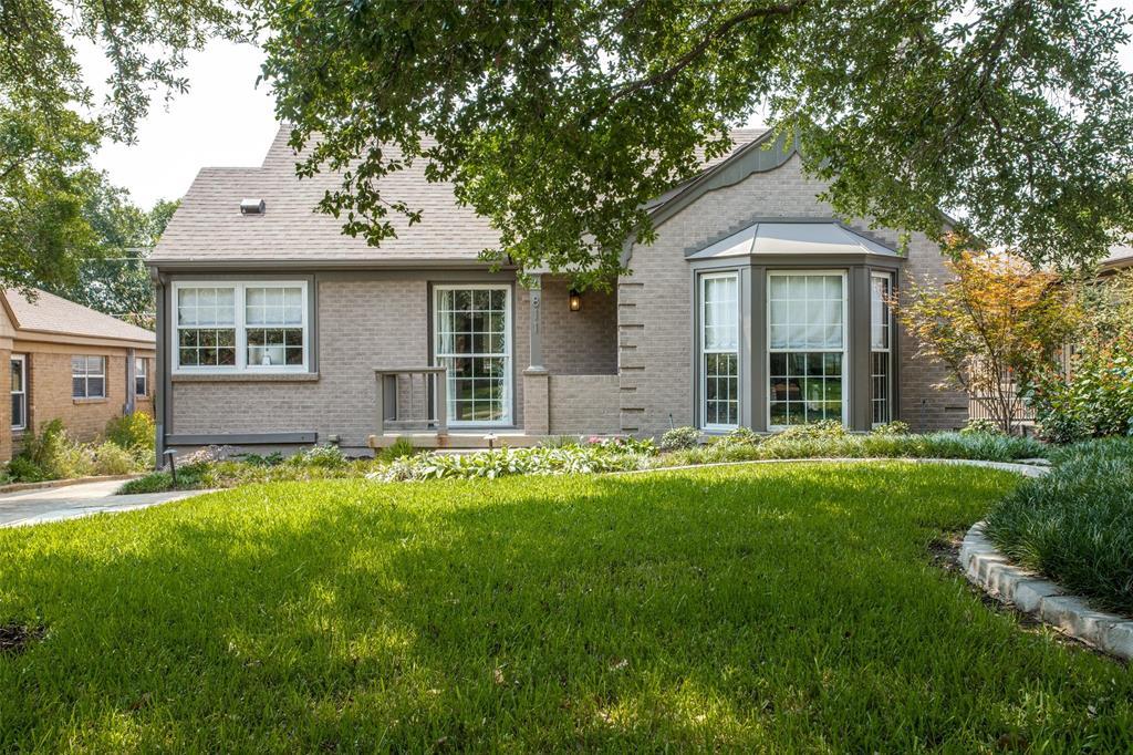 Active Contingent   811 Cordova Street Dallas, Texas 75223 0
