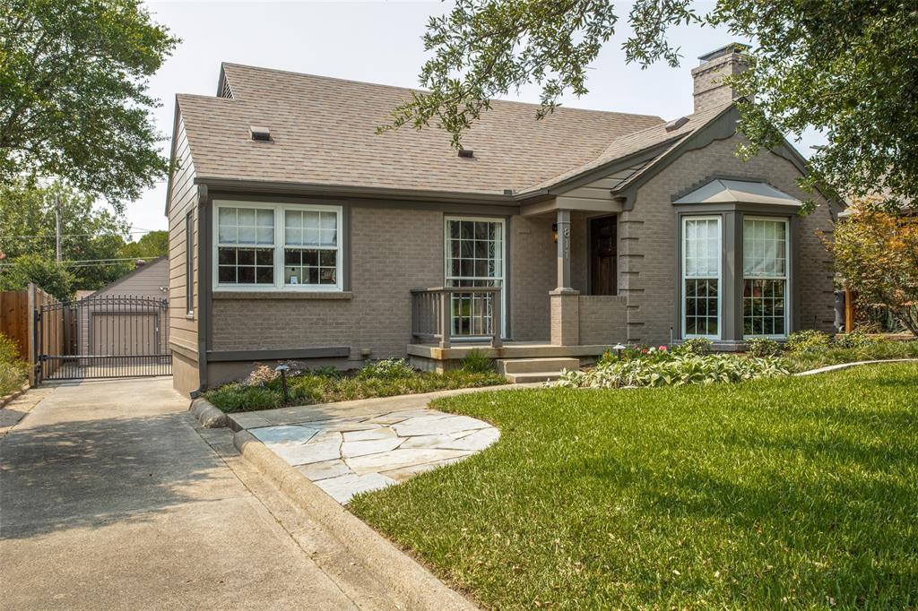 Active Contingent   811 Cordova Street Dallas, Texas 75223 2