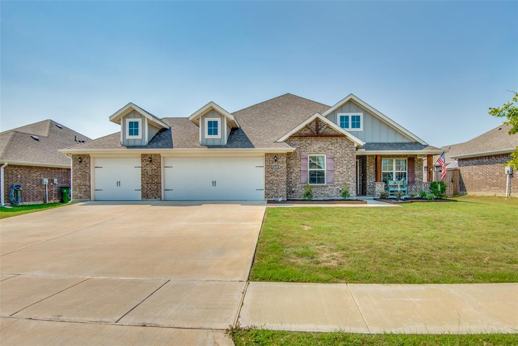 Active Option Contract | 4006 Bridle Path Lane Sanger, Texas 76266 1