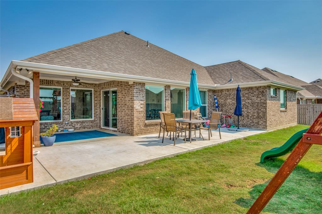 Active Option Contract | 4006 Bridle Path Lane Sanger, Texas 76266 25