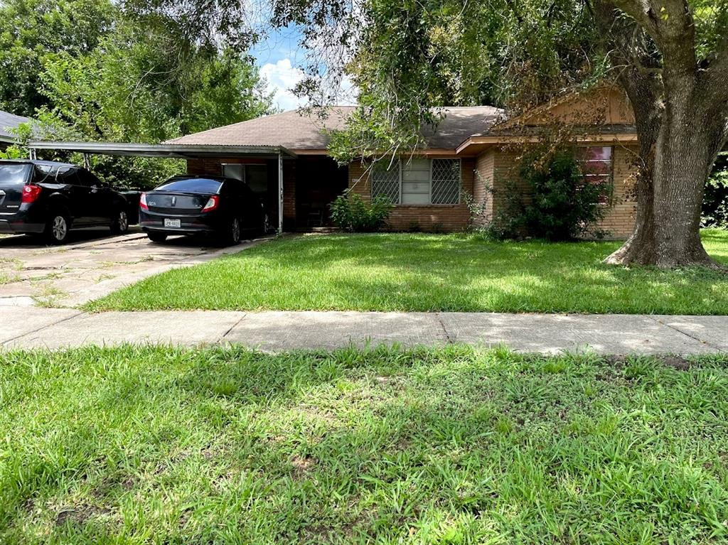 Active   4315 Howcher Street Houston, Texas 77047 5