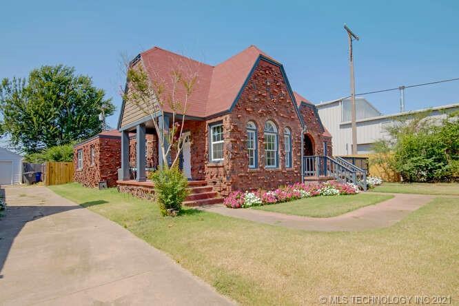 Active   1510 S College Avenue Tulsa, Oklahoma 74104 1