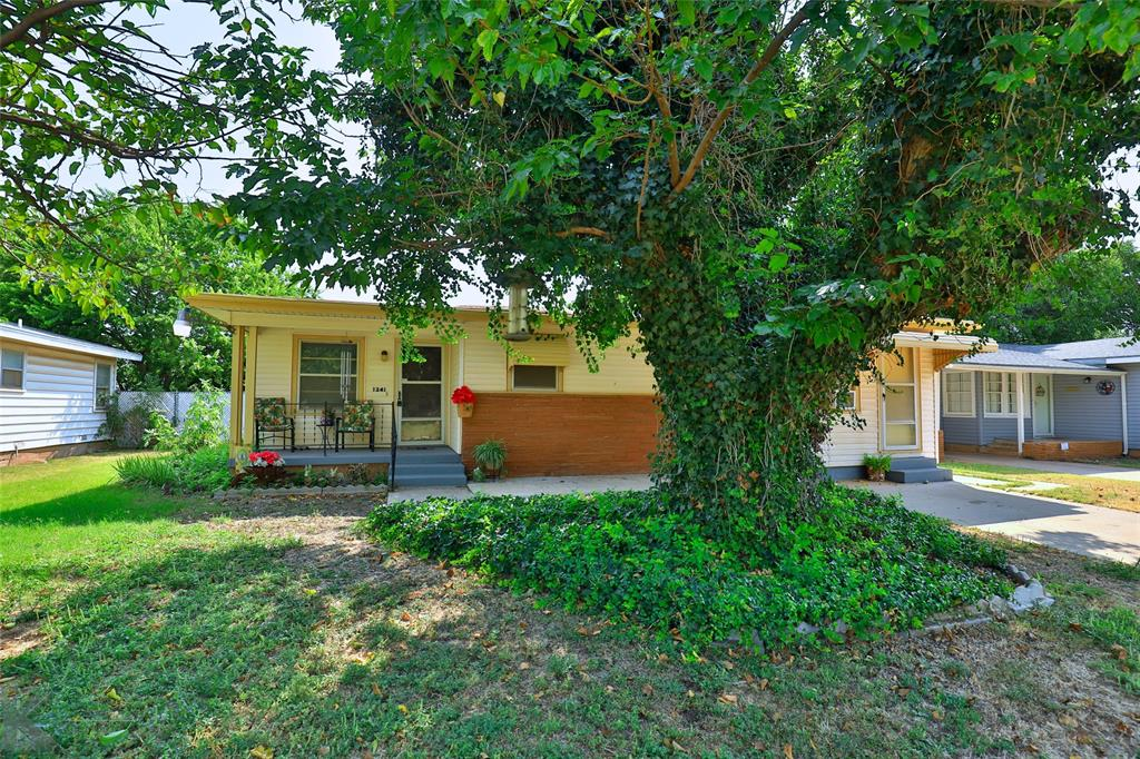 Active | 1241 S Jefferson Drive Abilene, Texas 79605 2