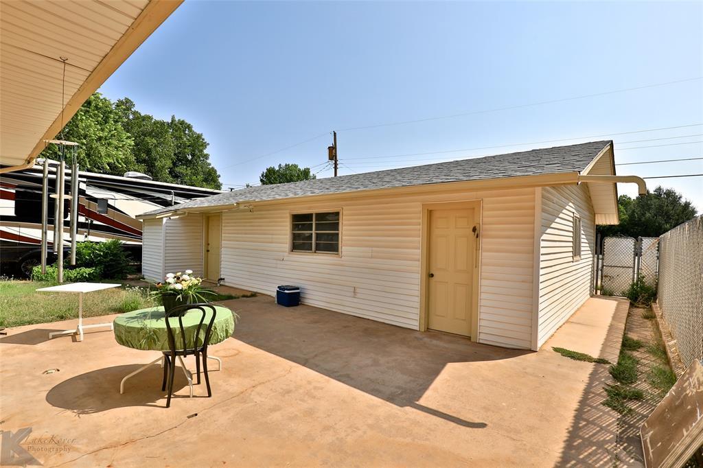 Active | 1241 S Jefferson Drive Abilene, Texas 79605 31