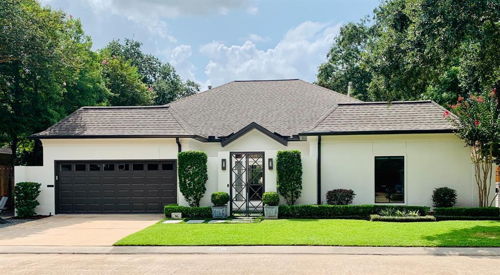 Active   56 W Broad Oaks Drive Houston, Texas 77056 0