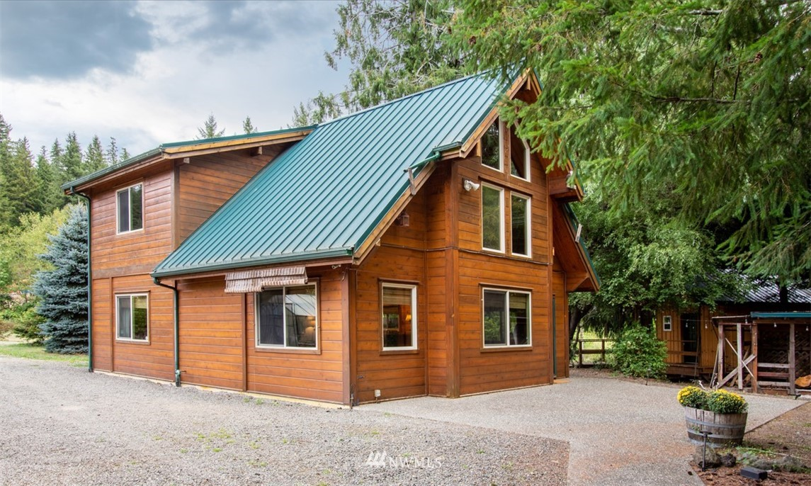 Sold Property   132 Brushplant Loop Road Quilcene, WA 98376 1