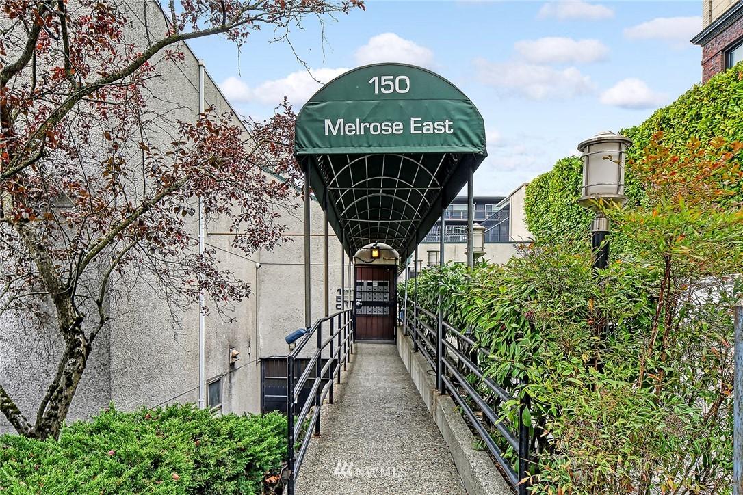 Pending | 150 Melrose Avenue E #106 Seattle, WA 98102 1