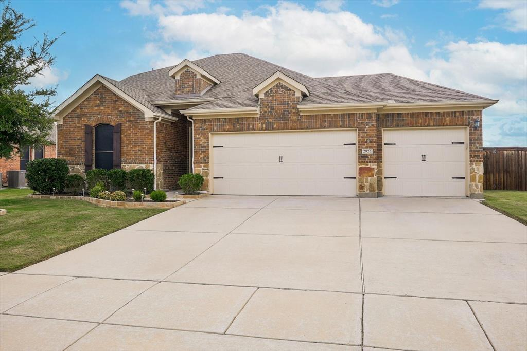 Sold Property | 2920 Blue Lake Drive Little Elm, Texas 75068 1