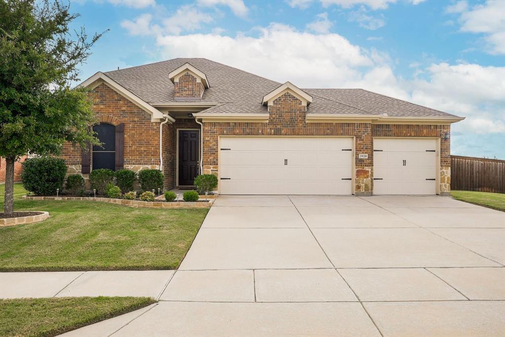Sold Property | 2920 Blue Lake Drive Little Elm, Texas 75068 2