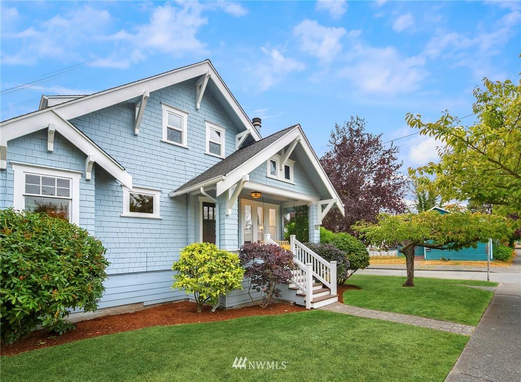Sold Property | 4825 SW Dawson Street Seattle, WA 98136 1