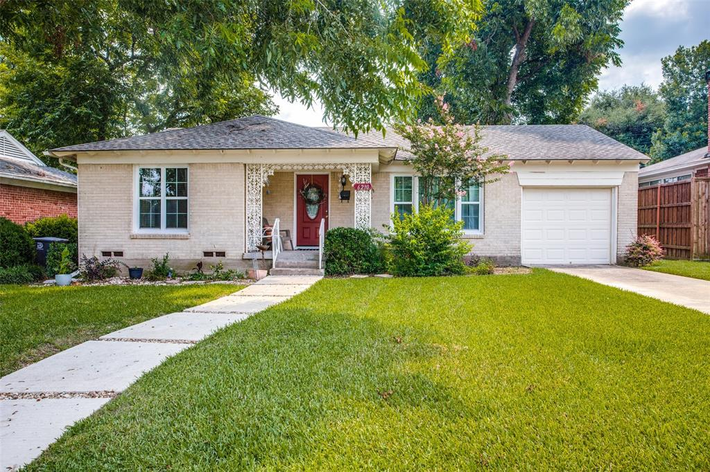Sold Property | 6210 Sudbury Drive Dallas, Texas 75214 1