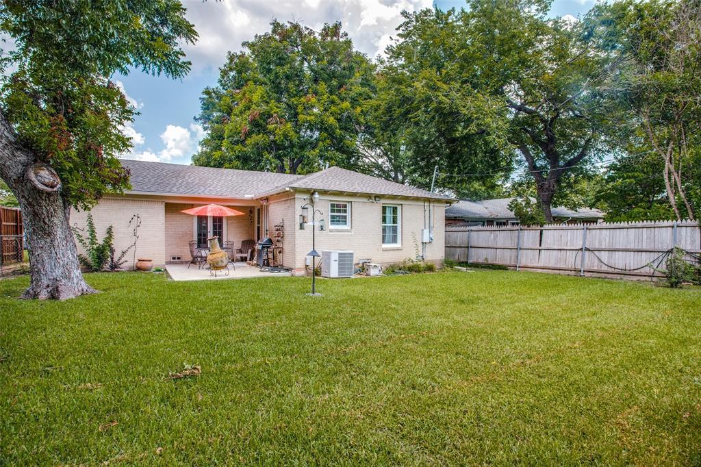 Sold Property | 6210 Sudbury Drive Dallas, Texas 75214 12