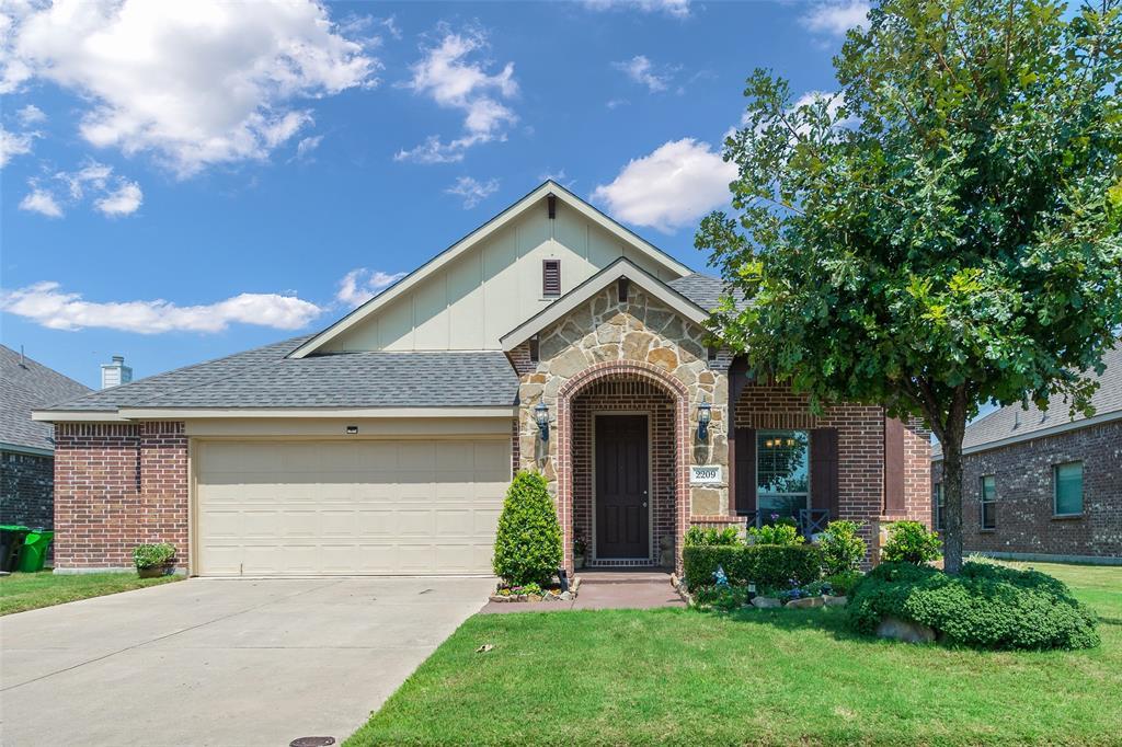 Sold Property | 2209 Gregory Creek Drive Little Elm, Texas 75068 0