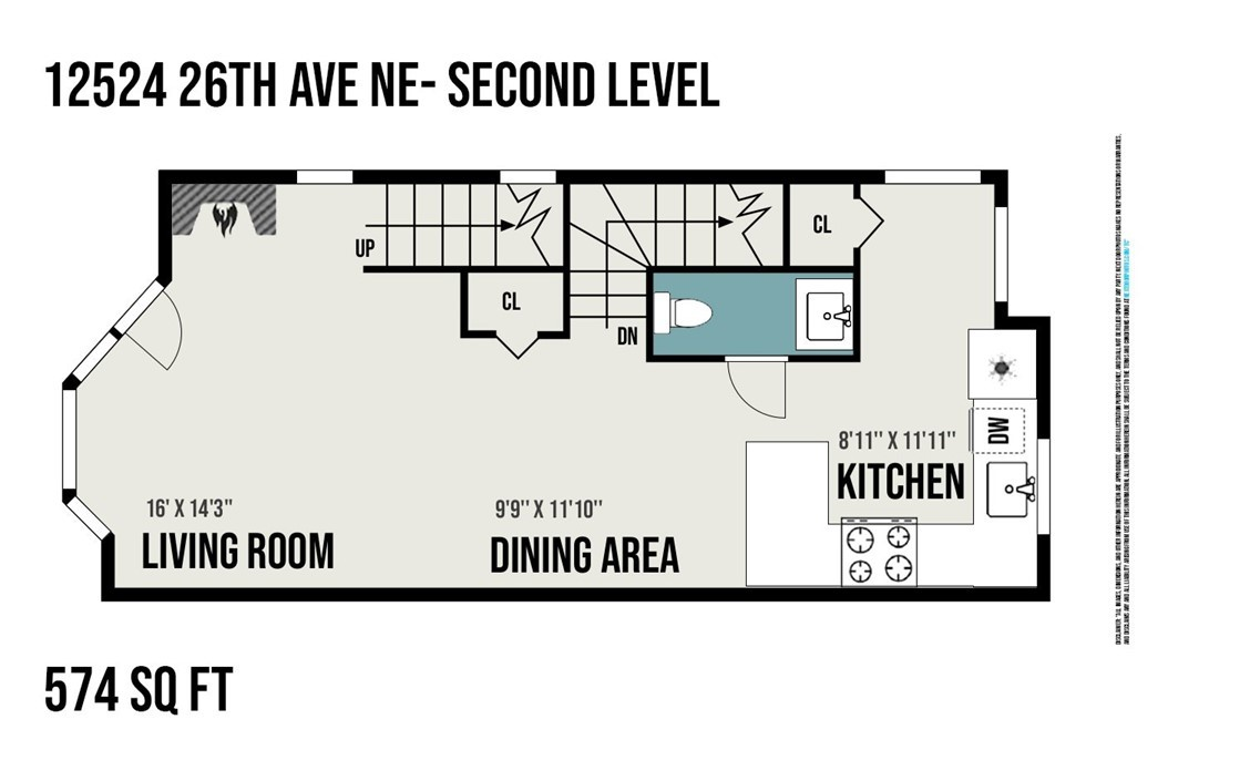 Sold Property | 12524 26th Avenue NE #A Seattle, WA 98125 27