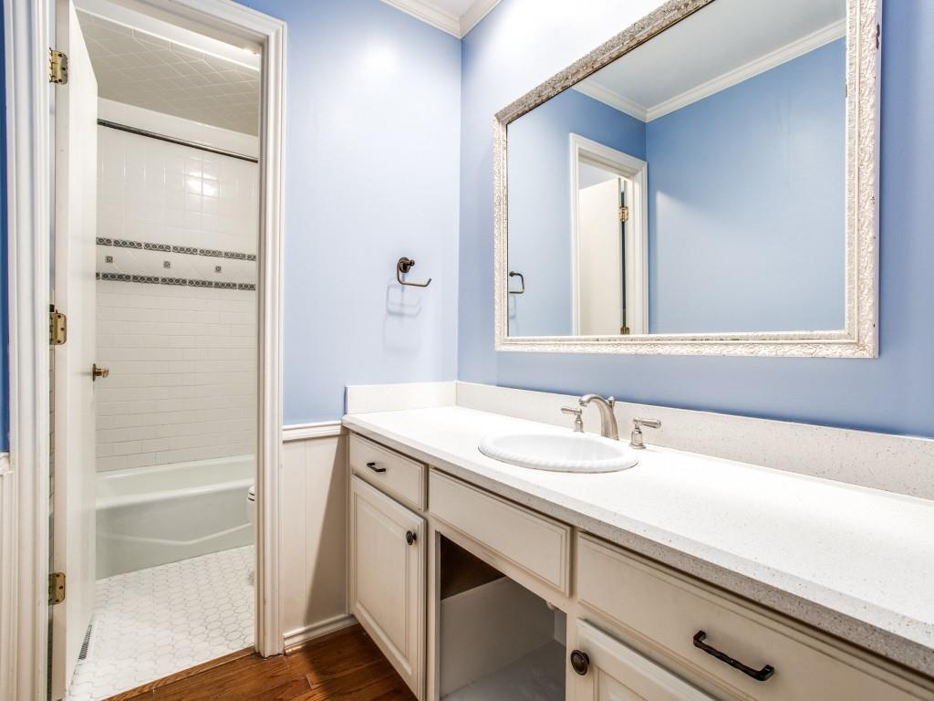 Sold Property   6834 Kenwhite Drive Dallas, Texas 75231 24