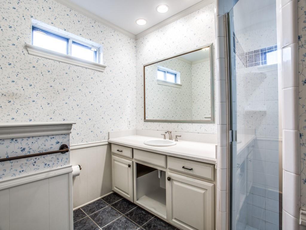 Sold Property   6834 Kenwhite Drive Dallas, Texas 75231 25