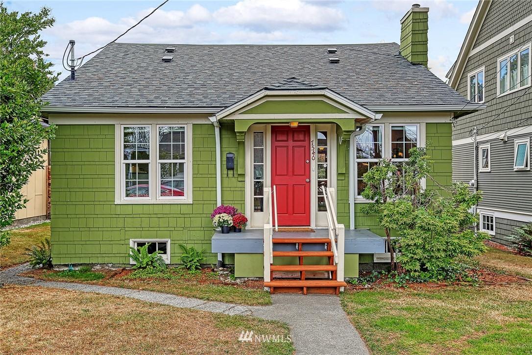 Sold Property | 7540 9th Ave NE Seattle, WA 98115 0