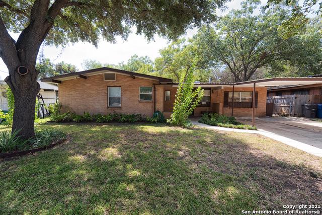 Pending   114 MARLENA DR San Antonio, TX 78213 1
