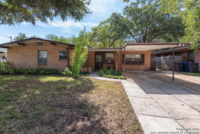 Pending   114 MARLENA DR San Antonio, TX 78213 30