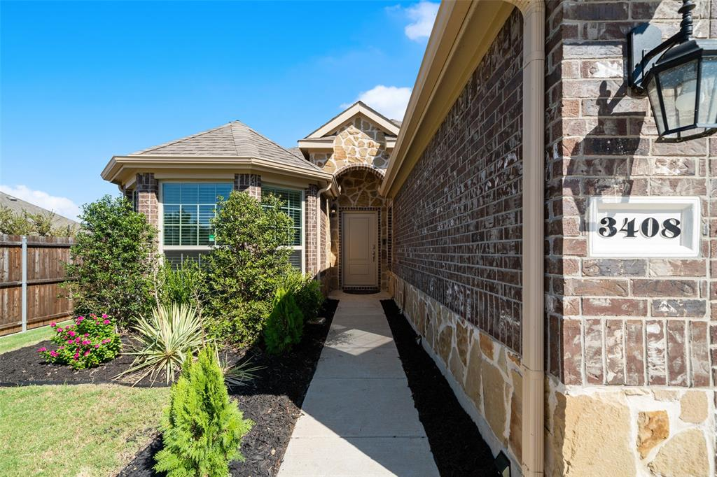 Sold Property | 3408 Sabine Drive Little Elm, Texas 75068 2