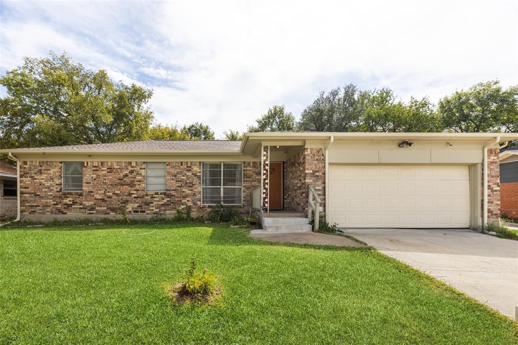 DFW Homes for Sale | 509 Harrelson Drive Princeton, Texas 75407 1