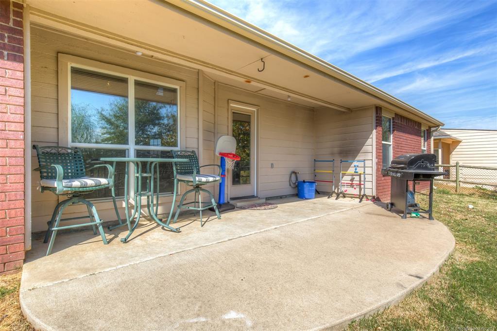 Active   11503 N 132nd East Avenue Owasso, Oklahoma 74055 31