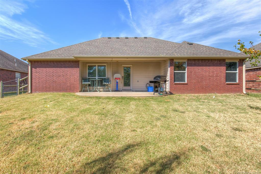 Active   11503 N 132nd East Avenue Owasso, Oklahoma 74055 33
