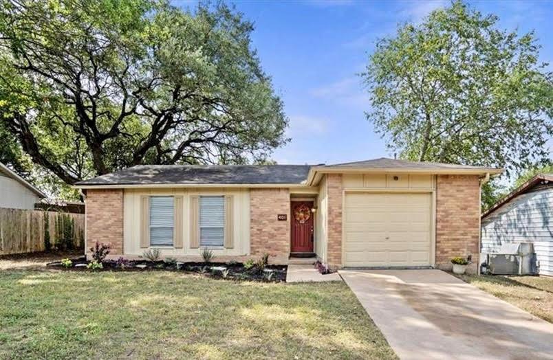 ActiveUnderContract | 401 Blueberry Hill Austin, TX 78745 1