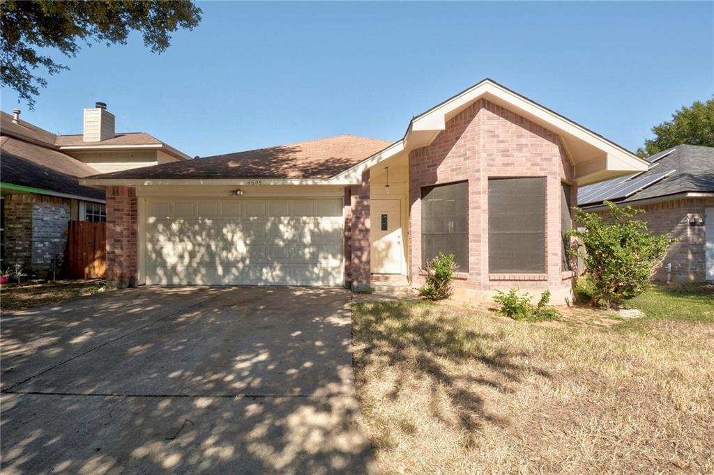 ActiveUnderContract | 4608 Castleman Drive Austin, TX 78725 0