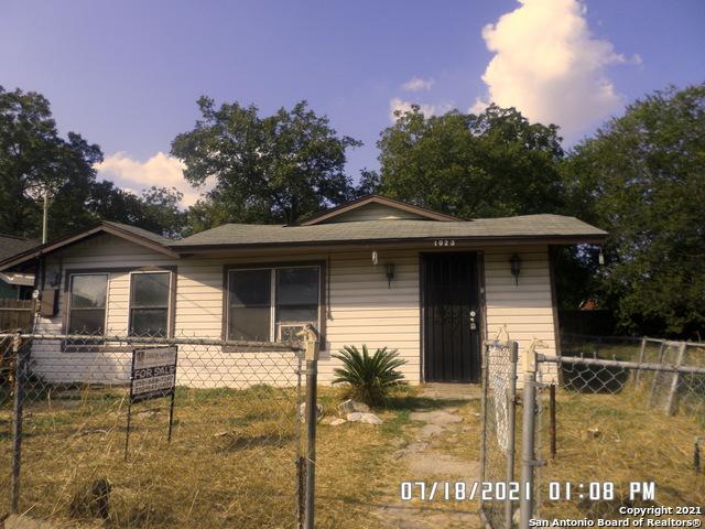 Active | 1023 PATTON BLVD San Antonio, TX 78237 0