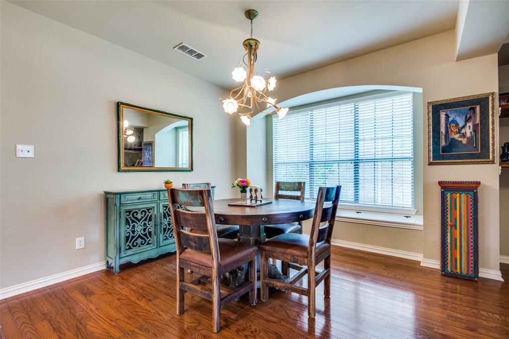 Active Option Contract | 2852 Barnhill Lane Frisco, Texas 75034 10