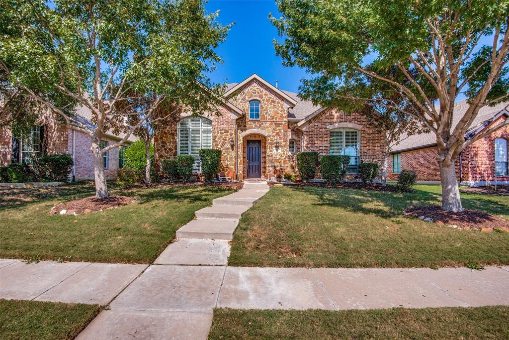 Active Option Contract | 2852 Barnhill Lane Frisco, Texas 75034 1