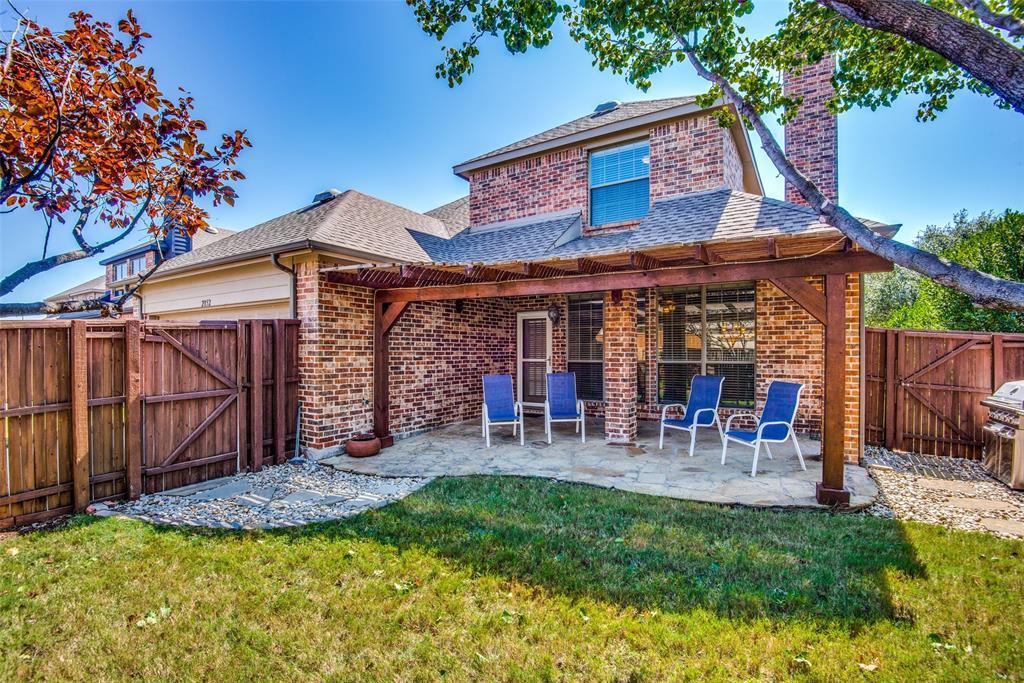 Active Option Contract | 2852 Barnhill Lane Frisco, Texas 75034 24