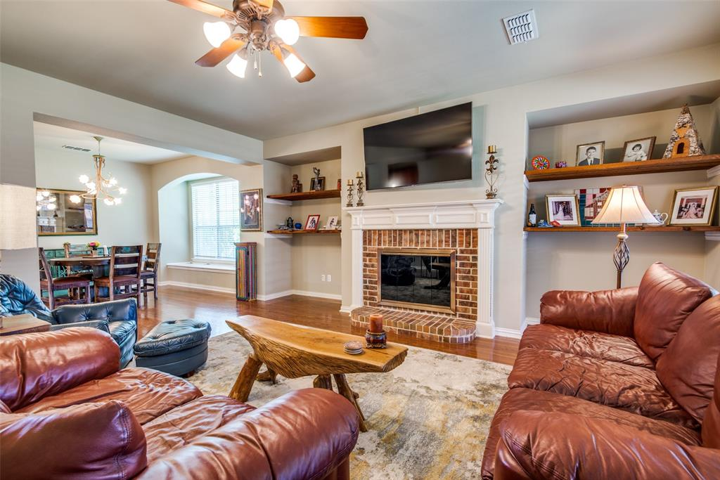Active Option Contract | 2852 Barnhill Lane Frisco, Texas 75034 6