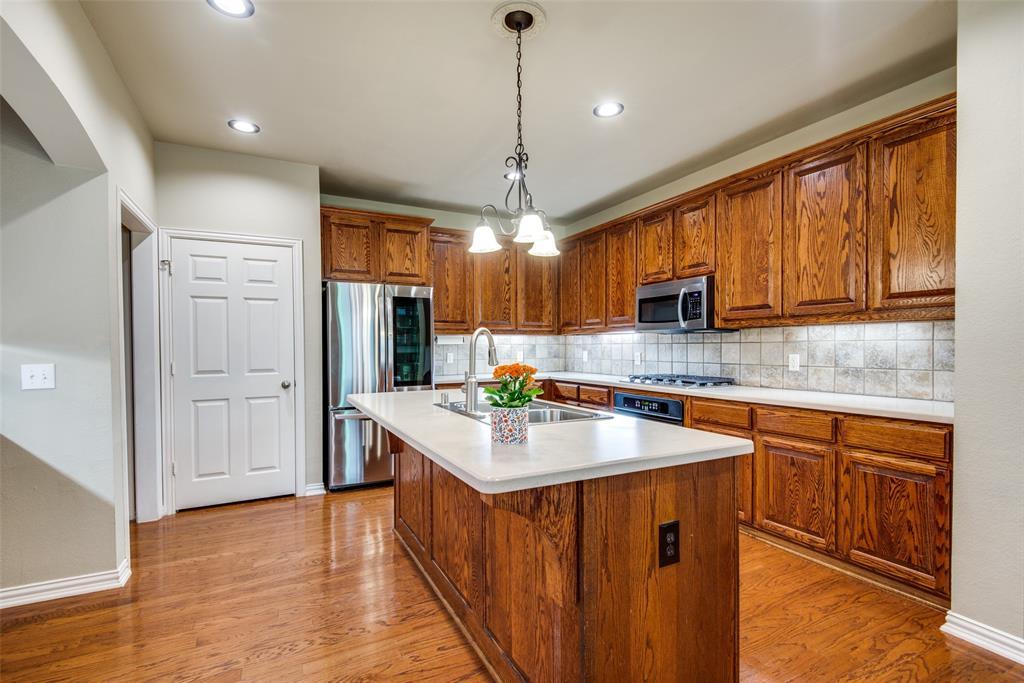 Active Option Contract | 2852 Barnhill Lane Frisco, Texas 75034 7