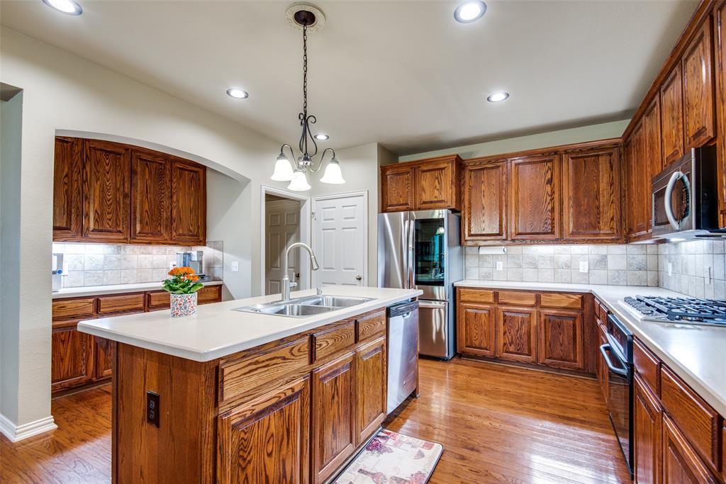 Active Option Contract | 2852 Barnhill Lane Frisco, Texas 75034 8