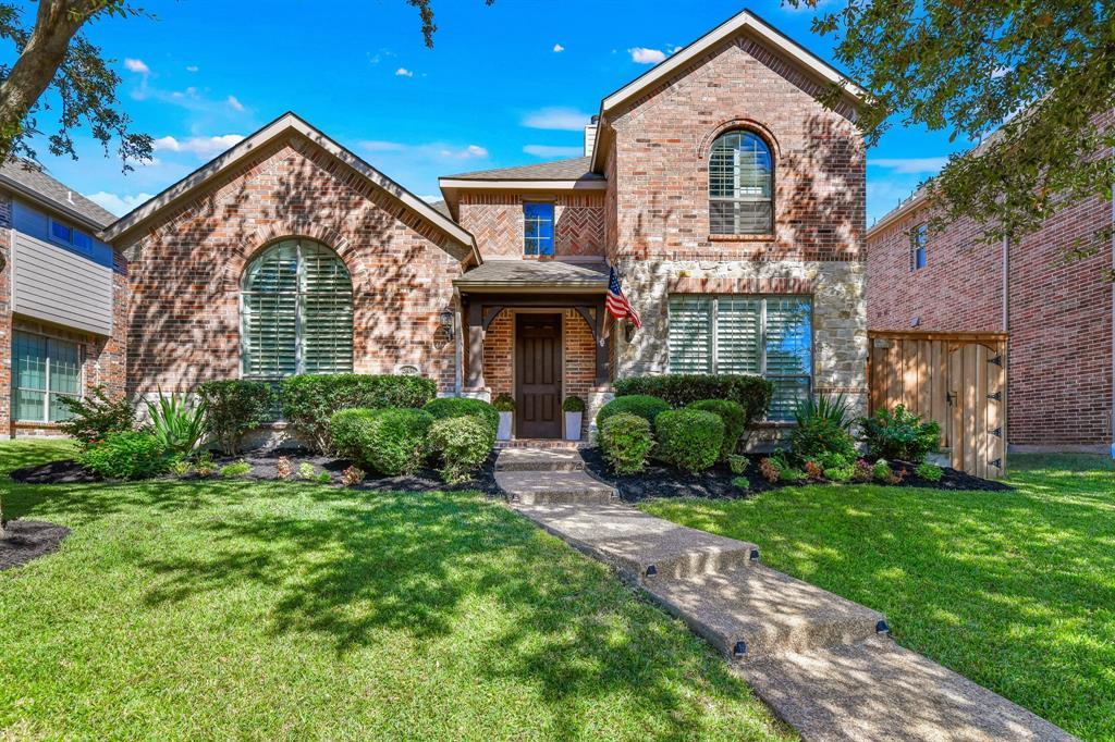Active Option Contract | 2836 Breezy Point Lane Frisco, Texas 75034 0