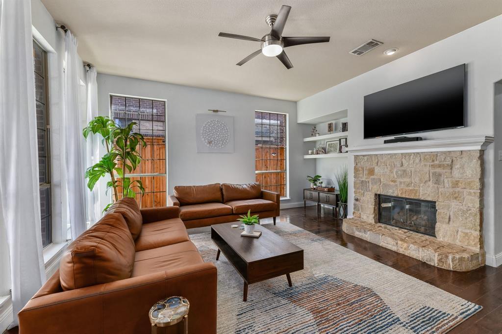 Active Option Contract | 2836 Breezy Point Lane Frisco, Texas 75034 9