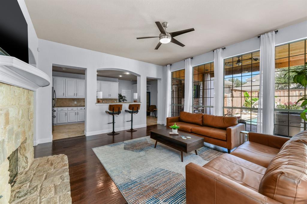 Active Option Contract | 2836 Breezy Point Lane Frisco, Texas 75034 10