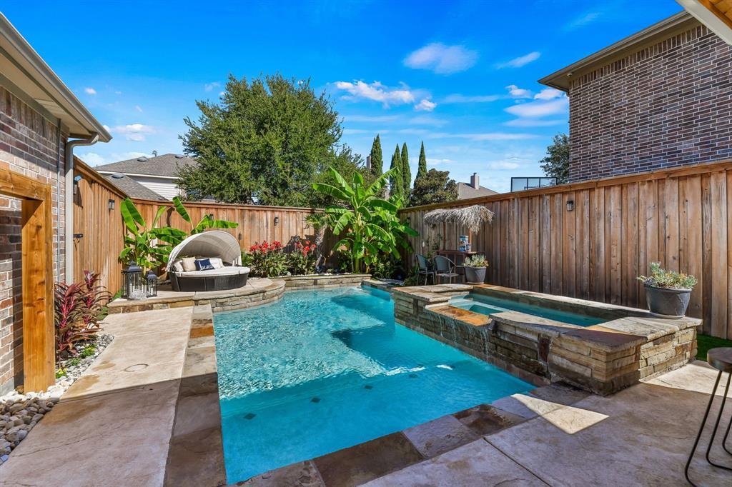 Active Option Contract | 2836 Breezy Point Lane Frisco, Texas 75034 30