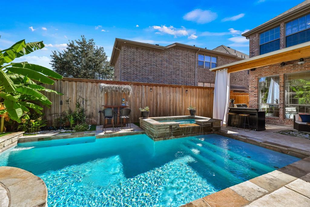 Active Option Contract | 2836 Breezy Point Lane Frisco, Texas 75034 32