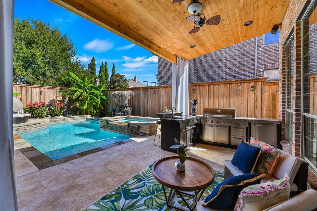 Active Option Contract | 2836 Breezy Point Lane Frisco, Texas 75034 34