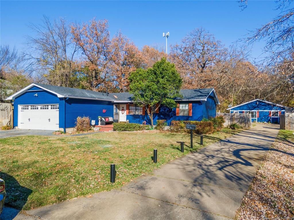 Active | 511 N 23rd West Avenue Tulsa, Oklahoma 74127 0