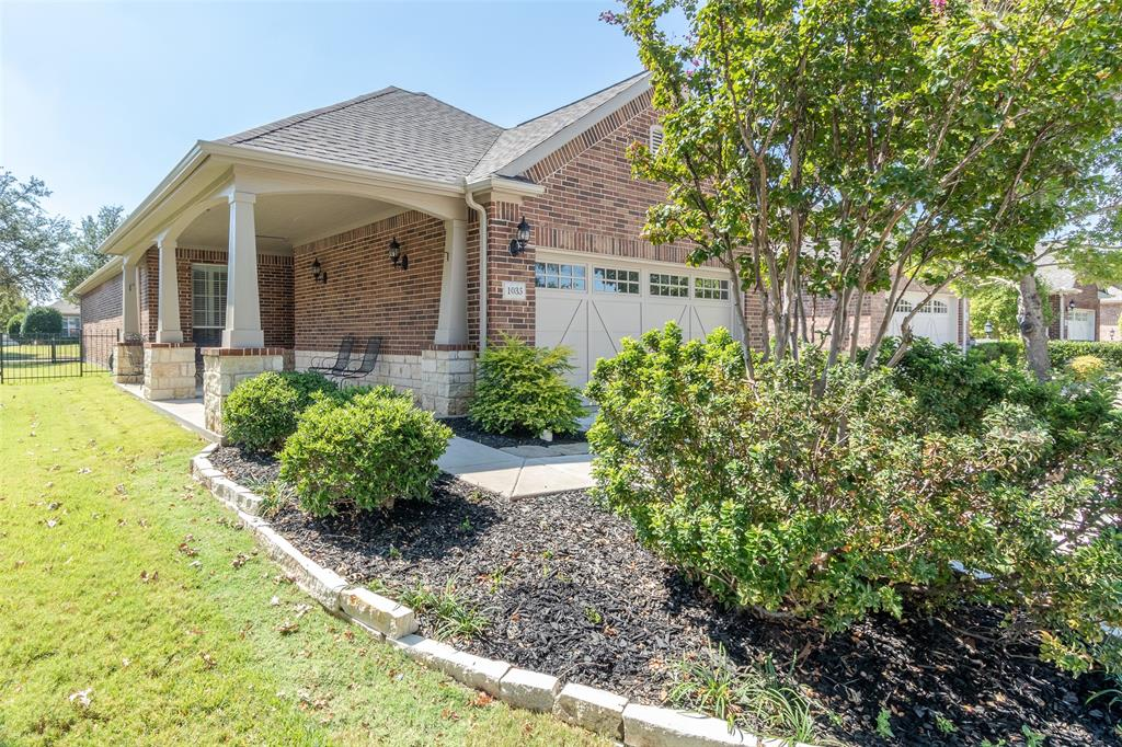 Active Option Contract   1035 Nicklaus Court Frisco, Texas 75036 1