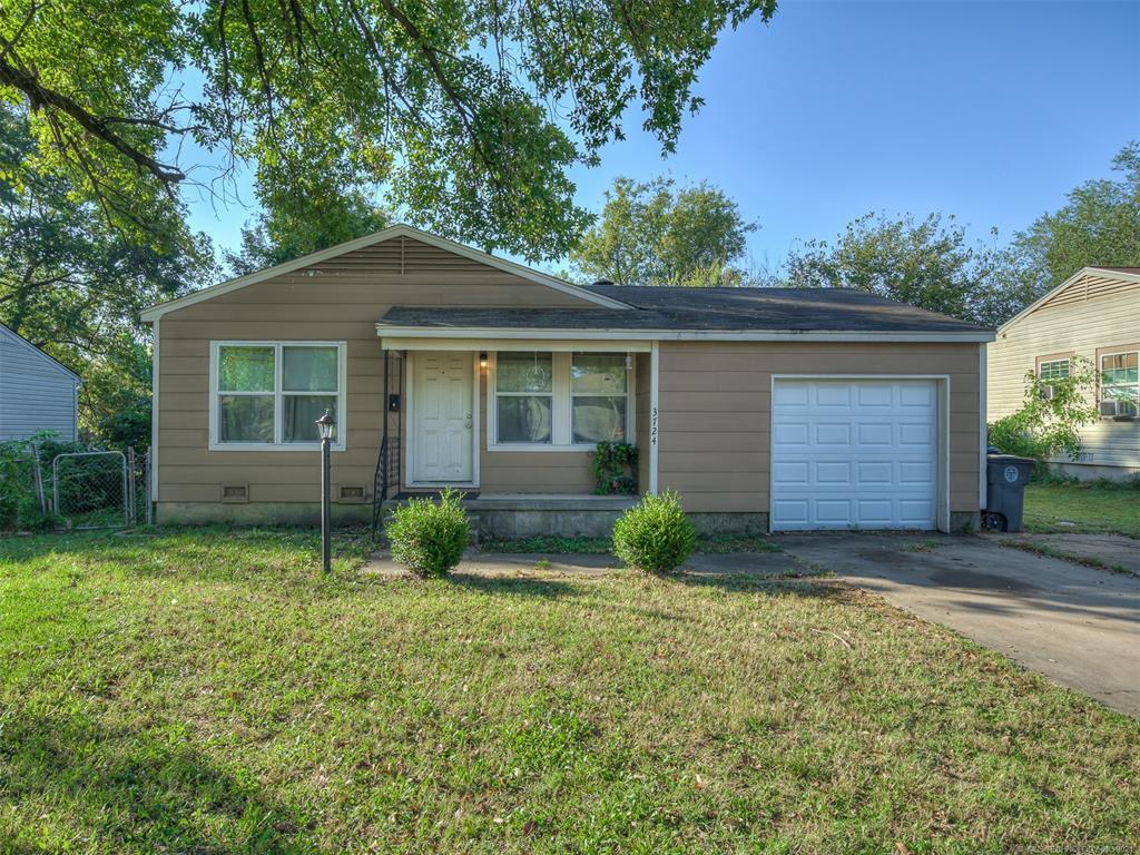 Active | 3724 W 45th Place Tulsa, Oklahoma 74107 2