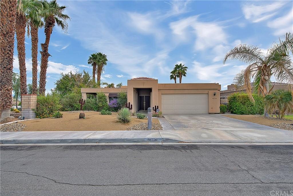Active   40750 Centennial Palm Desert, CA 92260 0