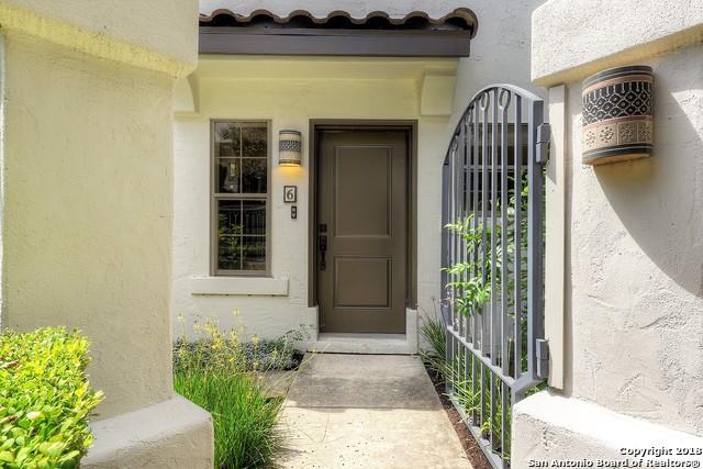 New | 208 Grandview Pl #6 Alamo Heights, TX 78209 1